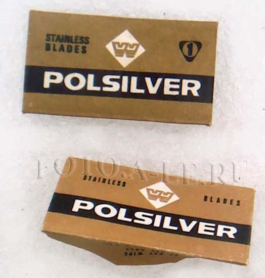 Лезвия POLSILVER, Польша