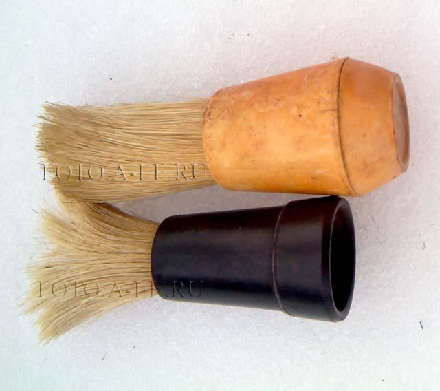 Помазок для бритья A swab for shaving