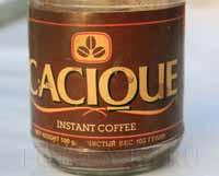 Кофе растворимый импортный Casique, СССР