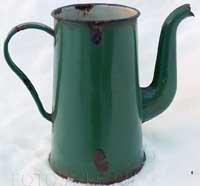 Чайник, кофейник ЛМЗ 50-х годов, а может быть и 40-х.
