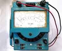 Ампервольтметр - испытатель транзисторов ТЛ-4М, 1977 г., 39 руб. fotoale